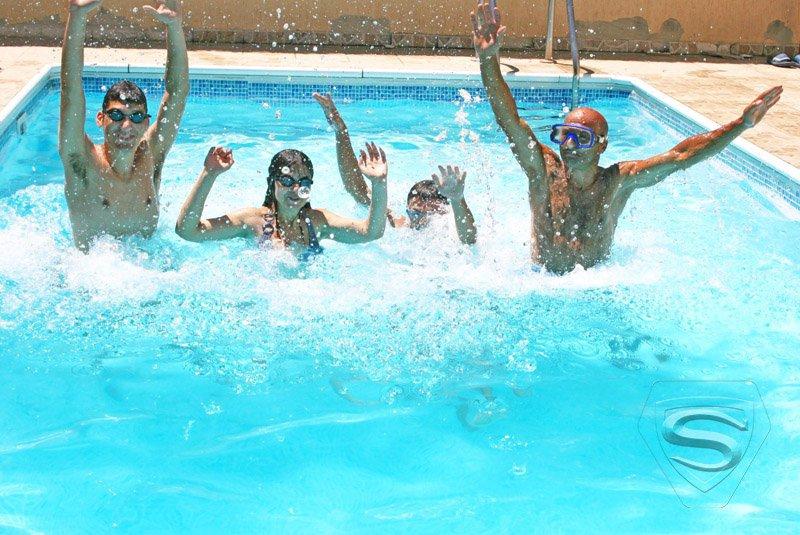 6 powodów, dla których musisz mieć ogrodowy basen!
