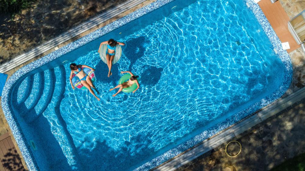 Najpopularniejsze rodzaje basenów