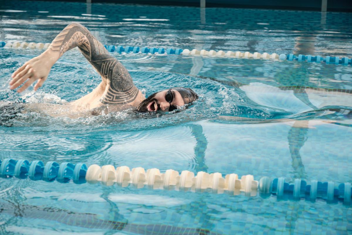jak pływać