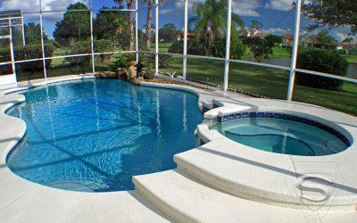 Basen w domu czy basen w ogrodzie?