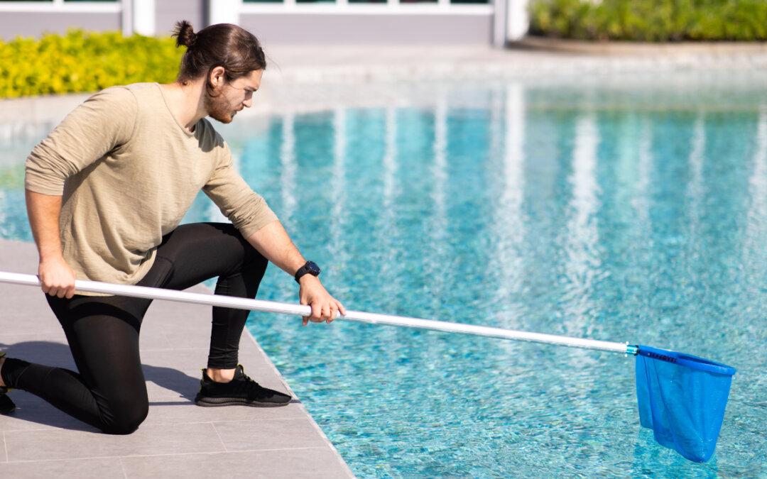 Wiosenne porządki – jak przygotować basen ogrodowy na wiosnę?