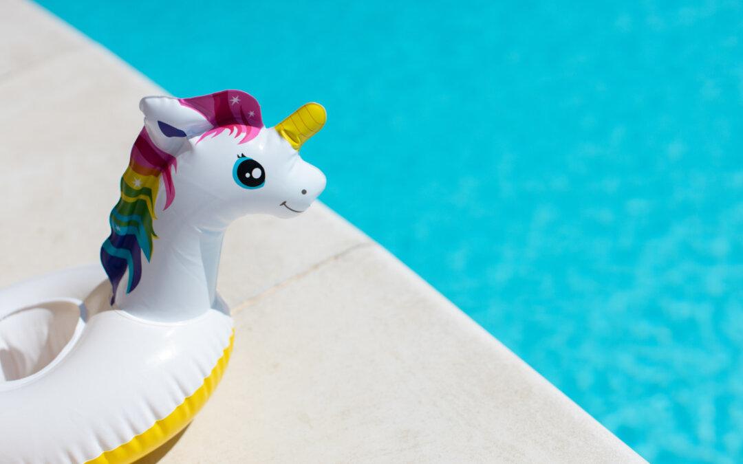 Dzieci w basenie – pomysły na zabawy