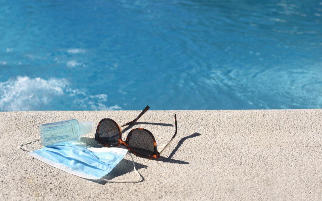 Czy covidem można zarazić się w basenie?