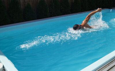 Pływanie kiedyś, pływanie dziś