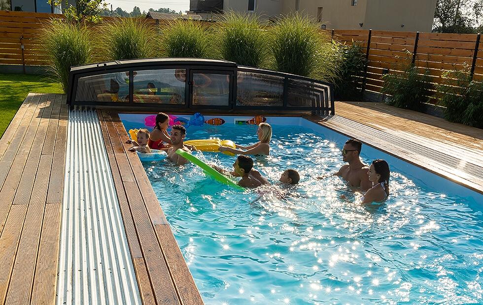 Pokaż sąsiadom na co Cię stać - zainwestuj w basen do wkopania