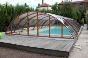 zadaszenia do basenow, zadaszenia basenowe, baseny ogrodowe, klasik-exelance