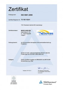 Nivo_Vas_QMS_2014_RA_certificate_ger