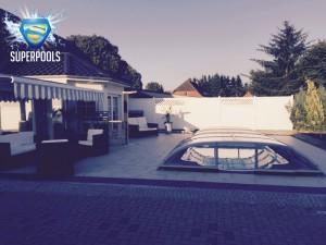 baseny poliestrow lux zadaszenia do basenu zadaszenia basenowe